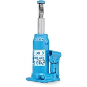 Sollevatore idraulico a bottiglia OMCN 126/B