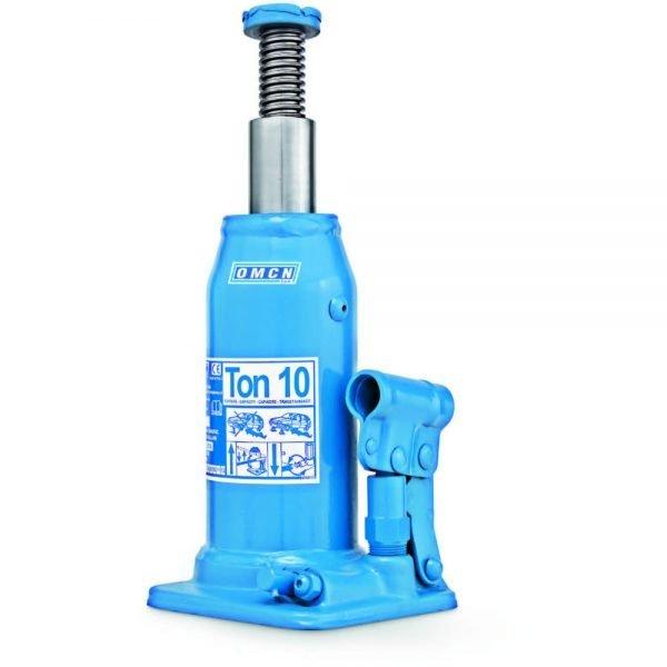 Sollevatore idraulico a bottiglia OMCN 127