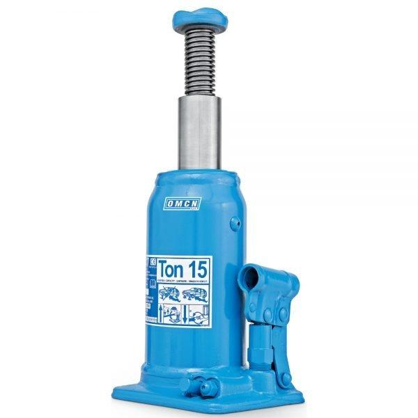 Sollevatore idraulico a bottiglia OMCN 128