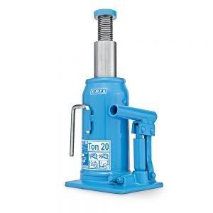 Sollevatore idraulico a bottiglia OMCN 129