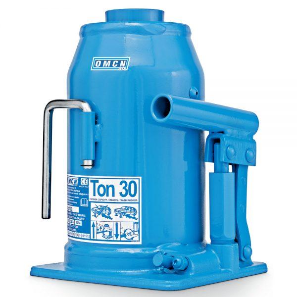 Sollevatore idraulico a bottiglia OMCN 130
