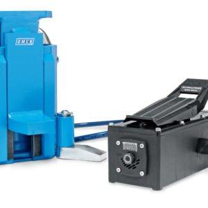 Binda Idraulica con pompa idropneumatica OMCN 130/C