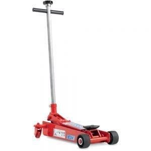 Sollevatore idraulico a carrello Classic Line Rossa serie corta OMCN 252