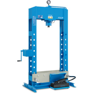 Presse per officina biemmepi autoattrezzature for Presse idrauliche usate per officina