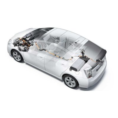 Elementi per l'azionamento nei veicoli Elettrici e Ibridi