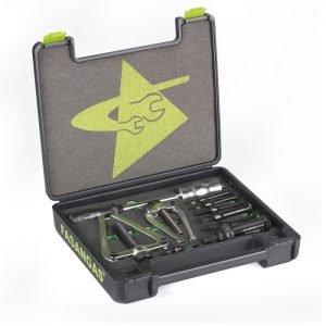 Set espansori a settore per interni con accessori FG 182/S10