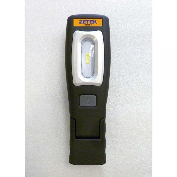 Lampada a led ricaricabile ZETEK KB150