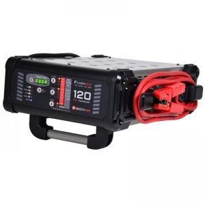 Caricabatterie Alimentatore FlashMEM 120