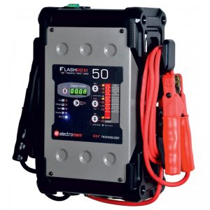 Caricabatterie Alimentatore FlashMEM 50